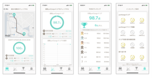デンソー、スマホで運転評価するアプリ「yuriCargo」開発 安全運転の啓発へ