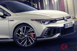 VW新型「ゴルフGTIクラブスポーツ」世界初公開! ニュルFF最速に名乗り