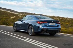 【縦型キドニー!】BMW 4シリーズクーペがフルモデルチェンジ。3シリーズとの差別化が明確に