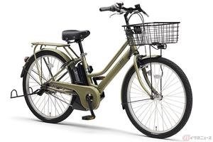 ヤマハの電動アシスト自転車「PAS RIN」「PAS mina」 2021年モデルは「スマートパワーアシスト」を搭載して発売