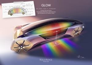 ロールス・ロイスによる子どもたちのカーデザインコンペ、最優秀4作の中には日本からの募集も