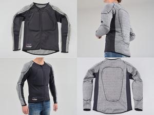 好みのジャケットと組み合わせて安全性アップ! デイトナから「HBP-018 HPPE 耐切創インナープロテクター」が1月下旬発売!