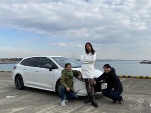 【トヨタ カローラ ツーリング】土屋圭市と近藤みやびがカローラ ツーリングを24分徹底解説!