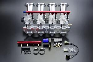 「マツダBPエンジン使いは注目!」ロードスターのレスポンスを劇的に向上させる4スロキット&カーボンサージタンクが新登場