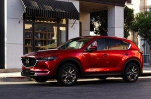 マツダの売れ筋SUV「CX-5」が走行性能を向上。マツダコネクトも最新仕様に