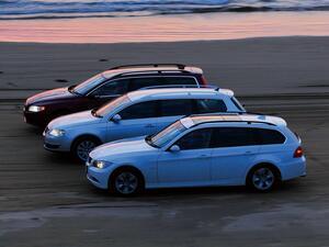 【ヒットの法則435】ボルボV70、BMW3シリーズ、VWパサートはどれも個性豊かでオーナーの嗜好を感じさせた