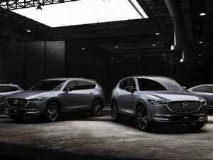 マツダの特別仕様車「ブラックトーンエディション」をCX-5やマツダ 2など4車種に設定