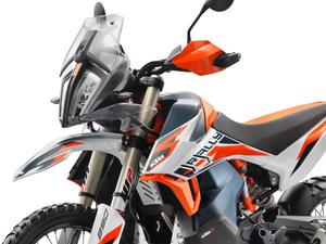 【KTM】リミテッドモデル「KTM 890 ADVENTURE R RALLY」の購入抽選申し込みをスタート