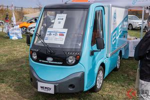 なぜ日本に中国製EV導入? 小型EVトラックは物流業界に革命を起こすのか