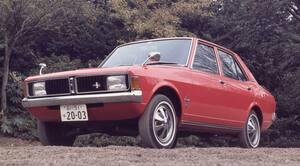 1969年デビューの三菱コルトギャランは起死回生を狙った1台だった