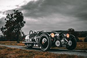 モーガン「3ホイラーP101」発表 生産終了前のラストモデルが登場