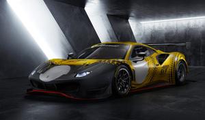 フェラーリがモータースポーツ直系の限定モデル「488 GTモディフィカータ」を発表!