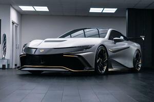 【最高出力1000ps以上】新進気鋭のナーラン・オートモーティブ 4人乗りハイパーカー発表 49台限定生産