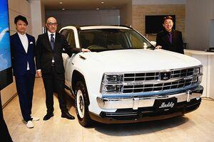 光岡自動車、新型SUV「バディ」先行予約の受付開始 出荷は来年6月から