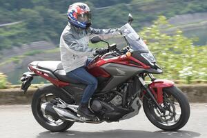 ホンダ「NC750X DCT」価格と燃費だけじゃない! 快適性能が高くて走りも楽しい旅バイク【試乗インプレ 2020】