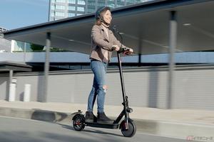 次世代を見据えた公道走行可能な電動キックボード!「eXs1/eXs2」を発売