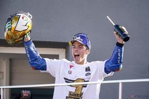 スズキ、MotoGPタイトル獲得を記念してチャンピオングッズを予約販売開始