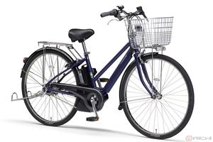 スマートパワーアシストを搭載した27型電動アシスト自転車 ヤマハ「PAS CITY-SP5」2021年モデル発売