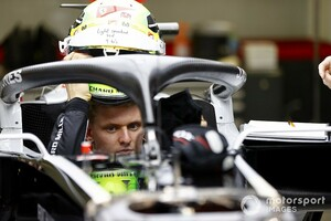 ミック・シューマッハー、F1アブダビGPで一足早めのF1デビューの可能性も?「必要なら準備は出来ている」