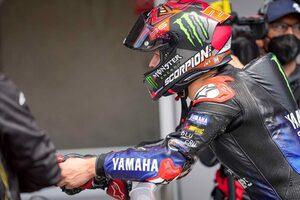 MotoGP第3戦ポルトガルGP:クアルタラロがレコード更新タイムでポール獲得。M.マルケスは2列目に並ぶ