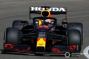 F1エミリア・ロマーニャFP3:フェルスタッペン復活、0.4秒差トップ。好調ガスリー6番手、角田裕毅は11番手