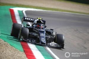 アルファタウリ・ホンダのガスリー、初日はトップに肉薄する好タイム「これまでで最もよかった金曜日」|F1エミリア・ロマーニャGP