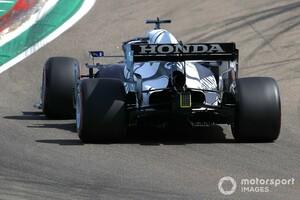 角田裕毅FP1では最下位も、FP2では7番手に前進「FP3でさらに前進できることを願っている」|F1エミリア・ロマーニャGP