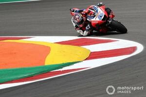 【MotoGP】ホルヘ・マルティン、前戦表彰台から一転3秒遅れの最後尾で初日終える「バイクが安定せず危険な状態だった」と原因を説明|ポルトガルGP