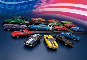 アメ車の歴史を精巧なミニカーで楽しめる! 隔週刊 「アメリカンカー コレクション」 創刊