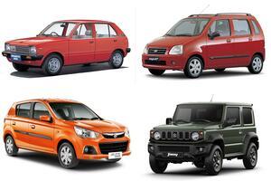 軽自動車は日本のガラパゴス車じゃなかった! 海外からの熱視線に応え排気量「チョイ足し」で売られるKカーたち