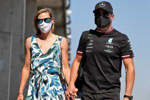 ボッタス初日最速「ポールポジション争いができると思うとモチベーションが高まる」メルセデス/F1第11戦