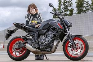 大型バイクの入門編!? ヤマハ「MT-07」は取りまわしの良さと走りを両立した優等生モデル