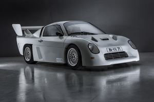 4WDの先駆者アウディが威信をかけて開発した幻のWRカー「アウディ スポーツクワトロ RS002」