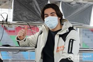 【スーパーGT】ジュリアーノ・アレジ、日本でのキャリアをスタート「ここには、どこよりも大きなチャンスがある」