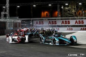 ジャガー・レーシング、「フォーミュラE 世界選手権シーズン7」第2戦で優勝! 総合首位で幸先のいいスタート