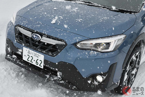 スバルSUVの末っ子「XV」は四駆も本格派!? 雪道で見せた驚きの性能とは