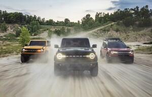 注目の新型フォード ブロンコに7速MT×35インチタイヤのハードコアモデル登場