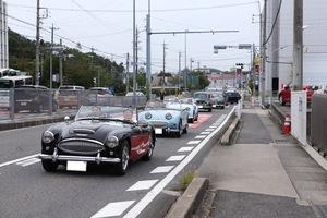 【YouTubeライブ配信あり!】第31回トヨタ博物館 クラシックカーフェスティバルを10月25日に入場制限付きで開催。約50台のクラシックカーが長久手市内をパレード