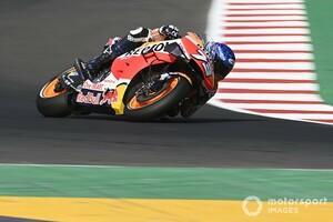 【MotoGP】マルケス弟、絶賛成長中「転倒無しでもトップ10に入るペースがあった」