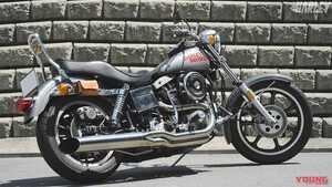 '77 FXSローライダーカスタム【ハーレー・ショベルヘッドエンジンの魅力|鼓動館】