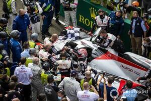 TOYOTA GAZOO Racing、ル・マン3連覇を記念してオンラインイベント開催。中嶋一貴らドライバー陣が出演