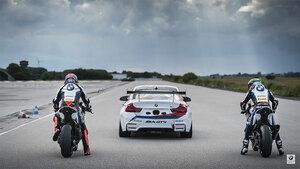 【BMW】「M」の名を冠したスペシャルモデル「M 1000 RR」が登場! 最高出力はなんと212馬力!(動画あり)