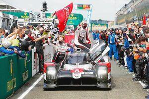 トヨタ、ル・マン3連覇 WRCではトミ・マキネンとアドバイザー契約