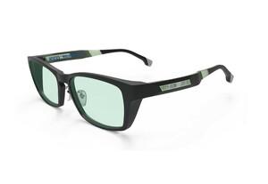 運転中の目の疲れを軽減!まぶしさを感じやすいイエローライトをカットした愛眼のサングラス「With Drive NEO UV420」
