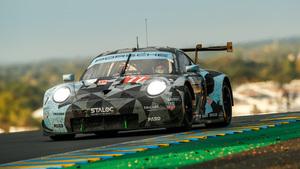 ポルシェ、2020年のル・マン24時間レースは大苦戦。カスタマーチームのGTE Amクラス2位表彰台が最高位