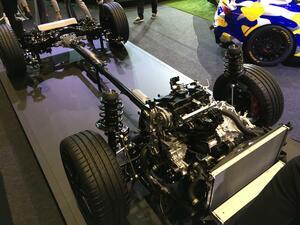 ジェイテクト:トルセンLSD、4WD車用電子制御カップリングがトヨタ「GRヤリス」に搭載