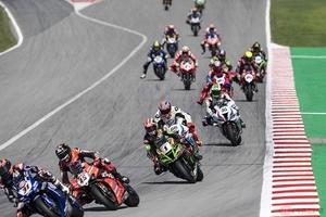 SBK第6戦 レース1はカワサキのJ・レイ レース2はドゥカティのC・デイビスが優勝