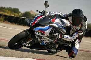BMWがバイクで初となる〈M〉を冠したモデルを発表! 新たなスーパースポーツマシン「BMW M 1000 RR」