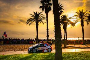 クラッシュは「自分のミス」高速ターマックで多くの学びを得た勝田貴元、終盤は好感触掴む/WRC第11戦