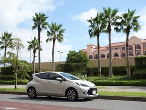 走り、乗り心地はどう変わった?10年ぶりのフルモデルチェンジをはたしたトヨタの新型「アクア」